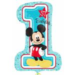 Fóliový balón supershape Mickey 1