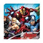 Servítky Avengers 33x33 cm