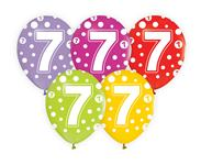 Balóny s č. 7