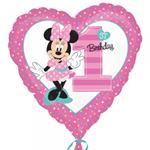 Balón 1.narodeniny Minnie