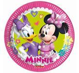 Tanierik veľký Minnie Happy Helpers