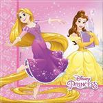 Servítky Disney princezné