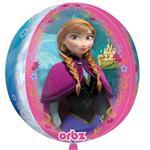Fóliový balón obrz Frozen 2