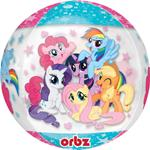 Fóliový balón orbz My Little Pony Transparent