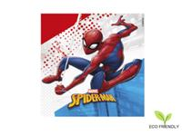Servítky EKO Spiderman Super Hero