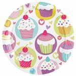 Tanierik veľký cupcake