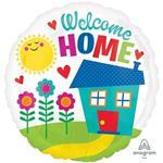 Balón Welcome home