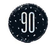 Fóliový balón 90. narodeniny