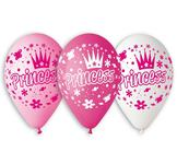 Balóny latexové Princess