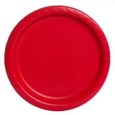 Tanierik malý červený