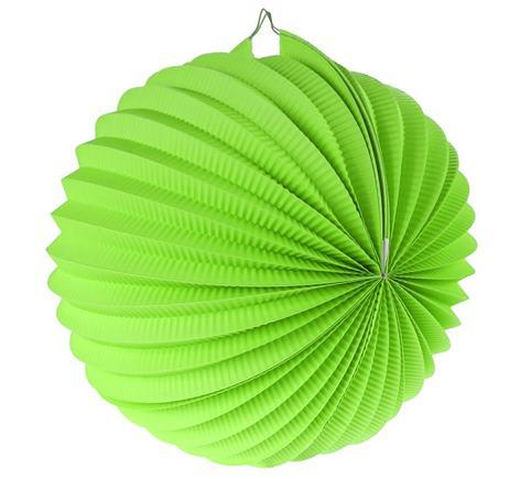 Lampión zelený