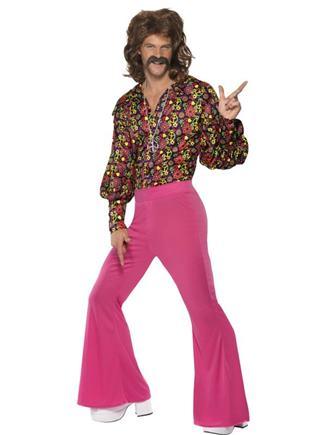 Kostým - hipísák L