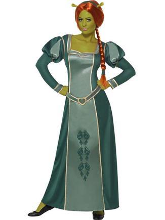 Kostým Fiona S/M