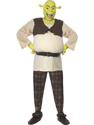 Kostým Shrek L