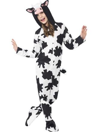 kostým kravička