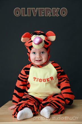 kostým tigrík