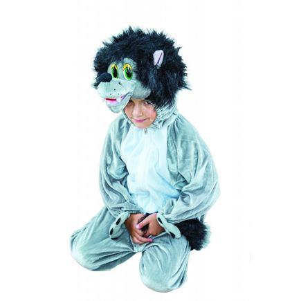 kostým vlka