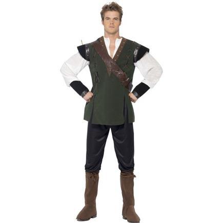 Kostým Robin Hood S