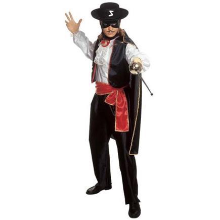 Kostým Zorro L
