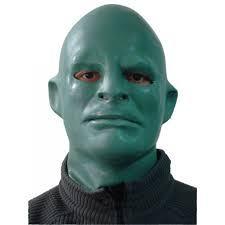 Kostým Fantomas UNI