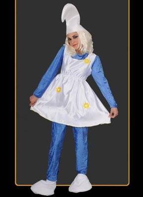 Kostým Šmoulinka M