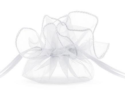 Darčekové vrecúško biele