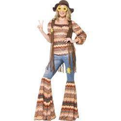 Kostým hipisáčky M
