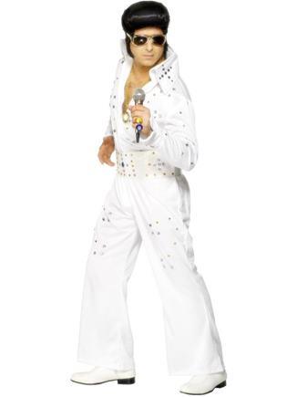 Kostým Elvis v overale L