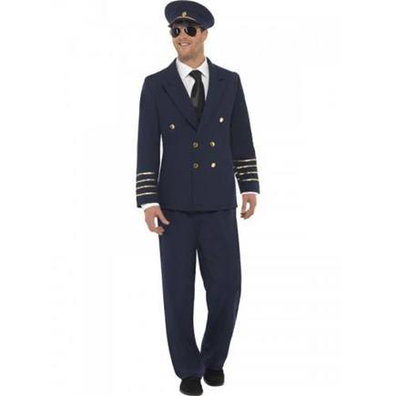 Kostým pilot M