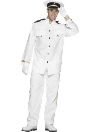 Kostým kapitán  M