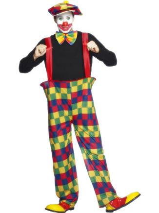 Kostým klaun S-XL
