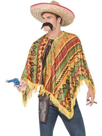 Kostým Mexičan L