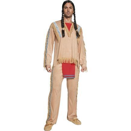 Kostým Indián M/L