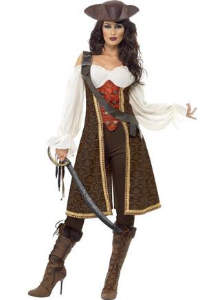 Kostým pirátka L