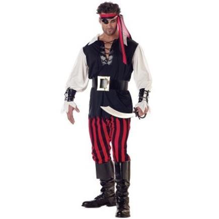 Kostým pirát M