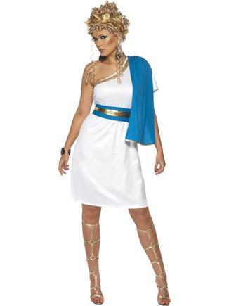 Kostým bohyňa Aténa S