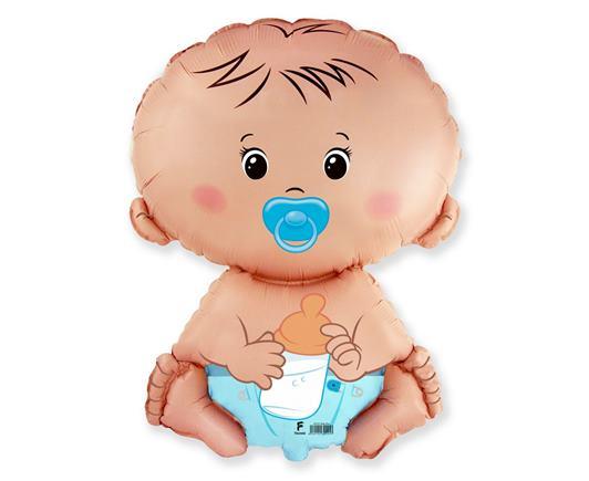 Balón bábätko chlapček