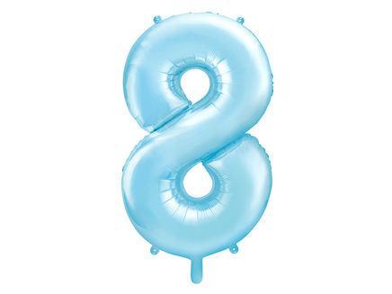 Fóliový balón č. 8