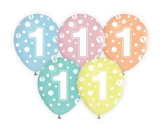 Balóny s č.1