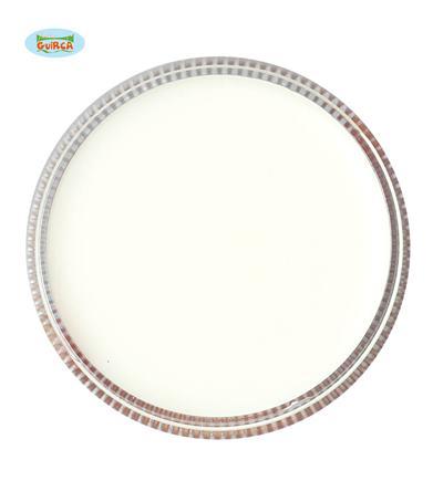 biela modelovacia farba 17 g