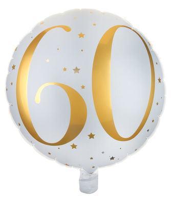 Fóliový balón 60 rokov