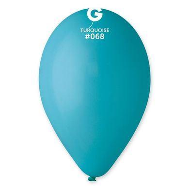 balón tyrkysový