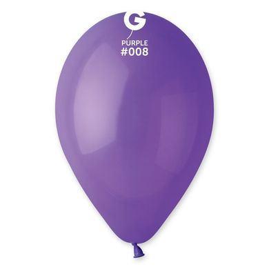 balón fialový