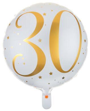 """Fóliový balón """"30 rokov"""