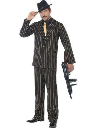 Kostým gangster L