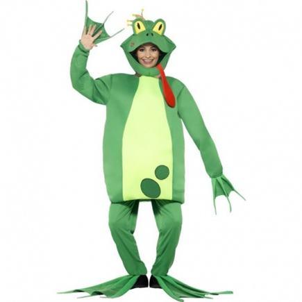 Kostým žaba M/L