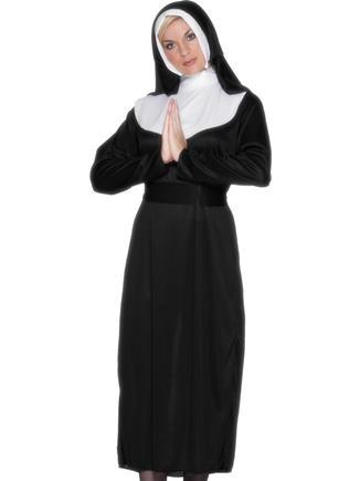 Kostým mníška M/L