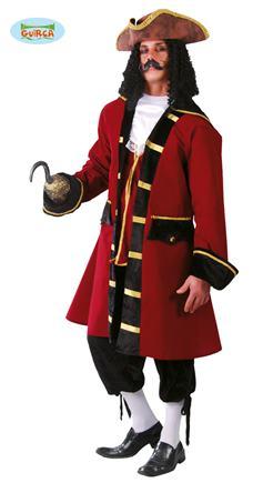 pirátsky kapitán č. L/XL