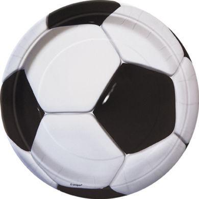Tanierik veľký Football