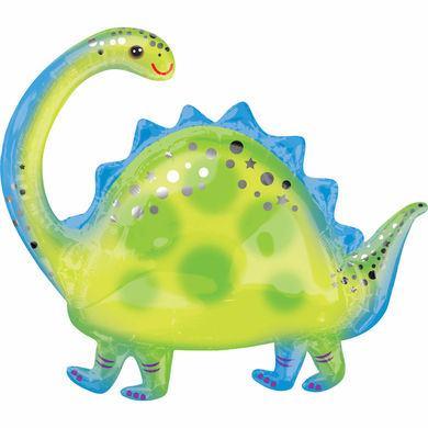 Fóliový balón supershape Brontosaurus